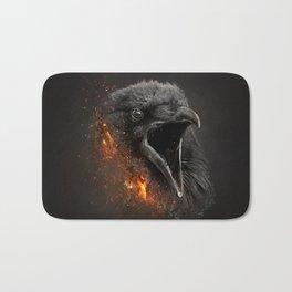 XTINCT x Raven Bath Mat