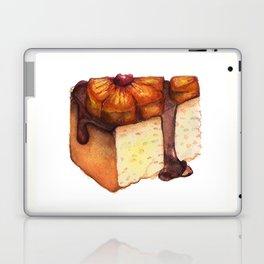 Pineapple Upside-Down Cake Slice Laptop & iPad Skin