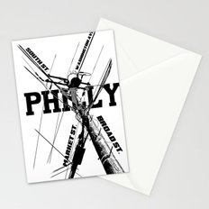 Philly Utility Stationery Cards