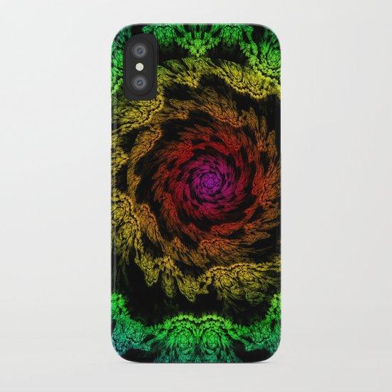 Falling Softly iPhone Case