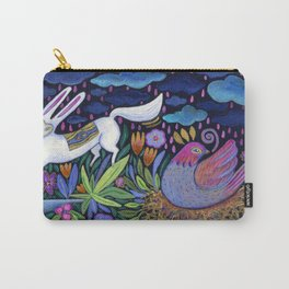 Frolic in the Forest Carry-All Pouch
