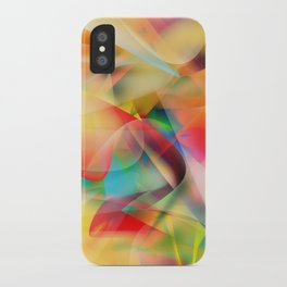 Dancers iPhone Case