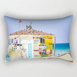 Tel Aviv NonStop City Rectangular Pillow