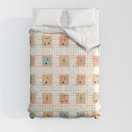 Music notes IV Comforters