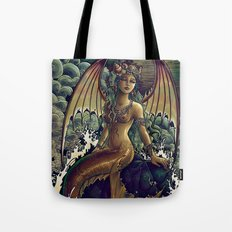 The Sea is a Lonely Place Tote Bag