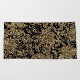 Fabric Beach Towel