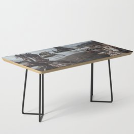 Olympic Coastline Coffee Table