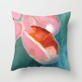 Buy Into this Abstraction Throw Pillow