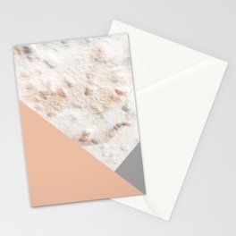 the wall or the moon Stationery Cards