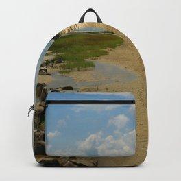 The Golden Islands Beauty Backpack