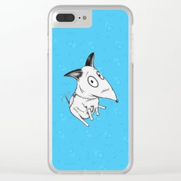 Sweet Bully Clear iPhone Case