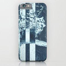 Swell Zone Splatter Ice Slim Case iPhone 6s