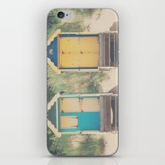 walking up the stairs ... iPhone & iPod Skin