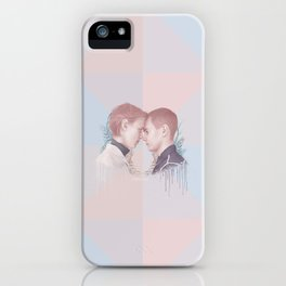 CONNECTED iPhone Case