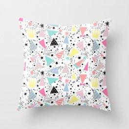 Bonetes Throw Pillow