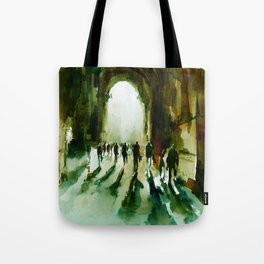 without an end or a beginning  Tote Bag