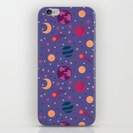 Universe Pattern iPhone Skin