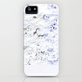 Let's Jump in Puddles iPhone Case