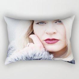 Blue eye 2 Rectangular Pillow