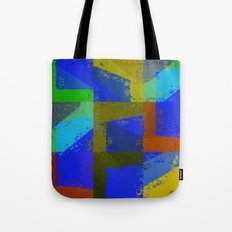 Colorful Truth. Blue. Tote Bag