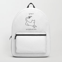 Stay hydrated... please Backpack