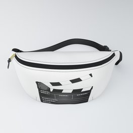 Clapperboard Fanny Pack