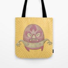 Death Luchador Tote Bag