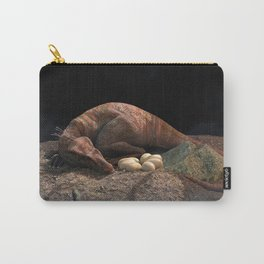 Sleeping Raptor Carry-All Pouch