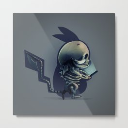 Gotta catch 'em all! Metal Print