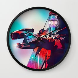 Star Lord, Guardians of the Galaxy, TheAvengers Wall Clock