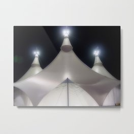 Circus Magic Metal Print