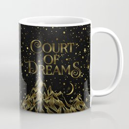 Court of Dreams Coffee Mug