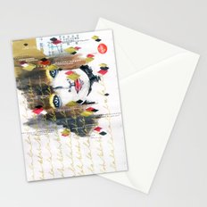 The La the Blah Stationery Cards