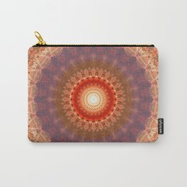 MANDALA NO. 37 Carry-All Pouch