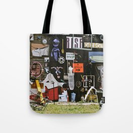 Detroit Heidelberg Project Tote Bag