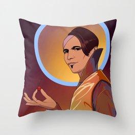 Zorg Throw Pillow