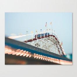 Summer Thrills Canvas Print