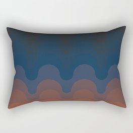 Julio - Dusk Rectangular Pillow