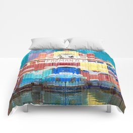 Fremantle Markets Comforters