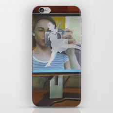 Monitor iPhone & iPod Skin
