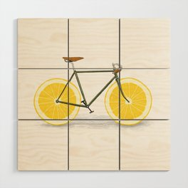 Zest Wood Wall Art