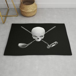 Fairway to Hell Rug