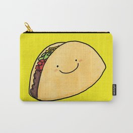Cute Taco Carry-All Pouch