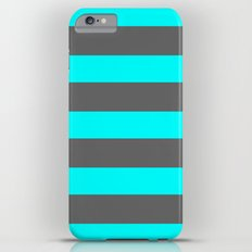 aqua iPhone 6 Plus Slim Case