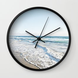 San Diego Waves Wall Clock