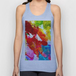 The Colors of my Life Unisex Tank Top