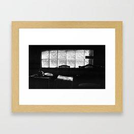 Hollow Loft Framed Art Print