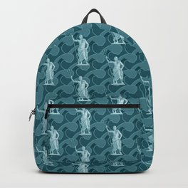 Poseidon OCEAN BREEZE / All hail the god of the sea Backpack