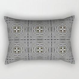 Tree Waves Rectangular Pillow