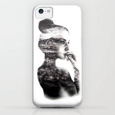 Vagabond // Fashion Illustration Slim Case iPhone 5c